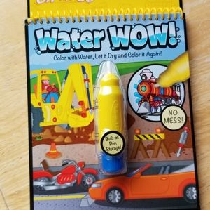 Melissa & Doug On the Go Water Wow! Water-Reveal A